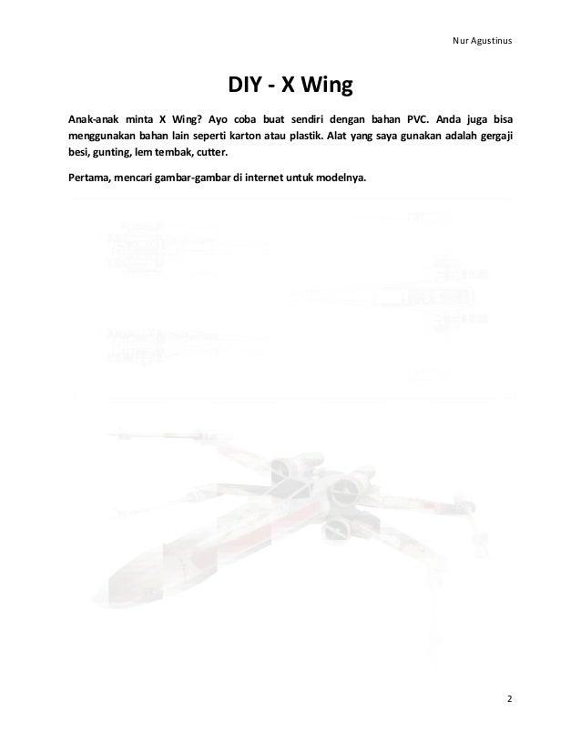 DIY - X Wing Slide 2