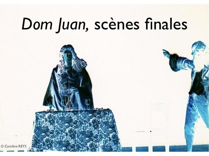 Dom Juan, scènes finales© Caroline REYS