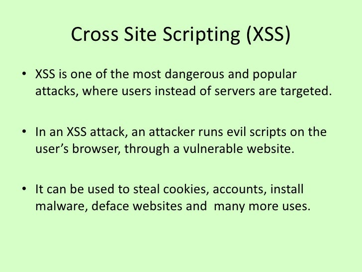 xss research paper Contact us corporate office 4th floor, r danny williams building 28-48 barbados avenue, kingston tel: (876) 754-6526 fax: (876) 754-2143 communications@svlotteriescom.