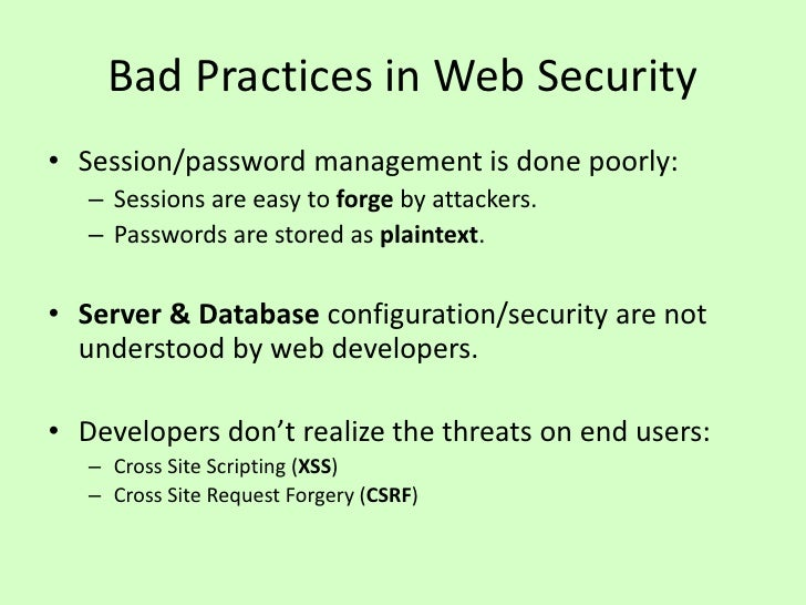 Key Challenges     F  ASM policy tuning to enhance the security of web apps  used for