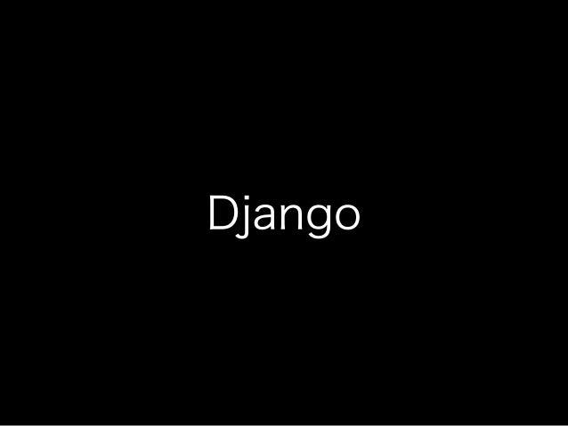 Django boodoo Slide 3