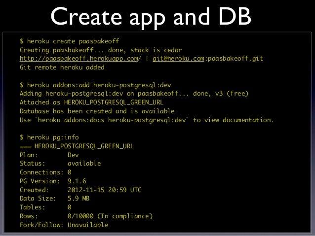 Stackato OpenShift Dotcloud                                      HerokuPython           2.7, 3.2 2.6 (2.7) 2.6.5, 2.7.2,  ...
