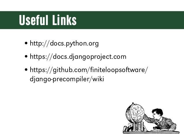 Web Development with Python and Django Slide 3