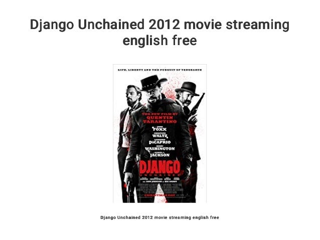 django unchained download free