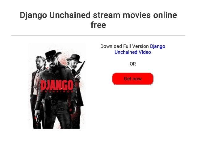 Django Unchained Online Stream