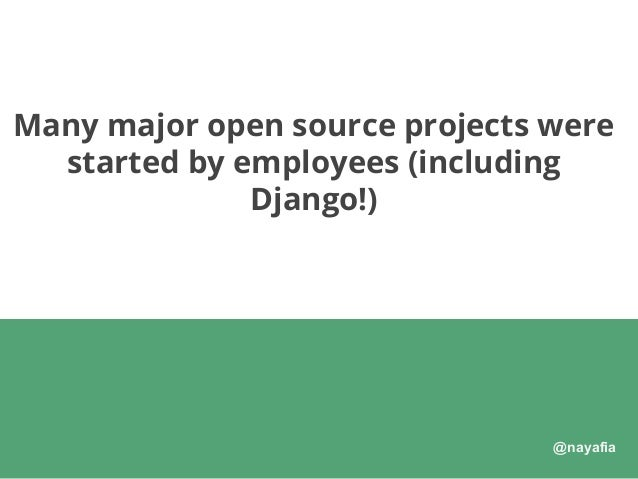 Funding Open Source, The Hard Way