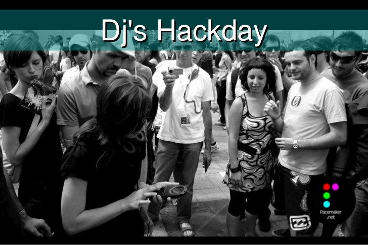Djs Hackday