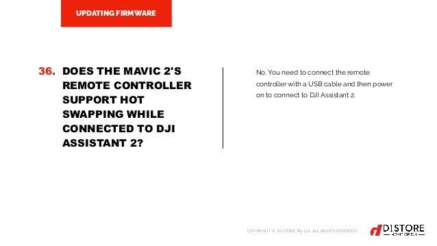 The Ultimate DJI Mavic 2 FAQ: Top 37 Questions Answered