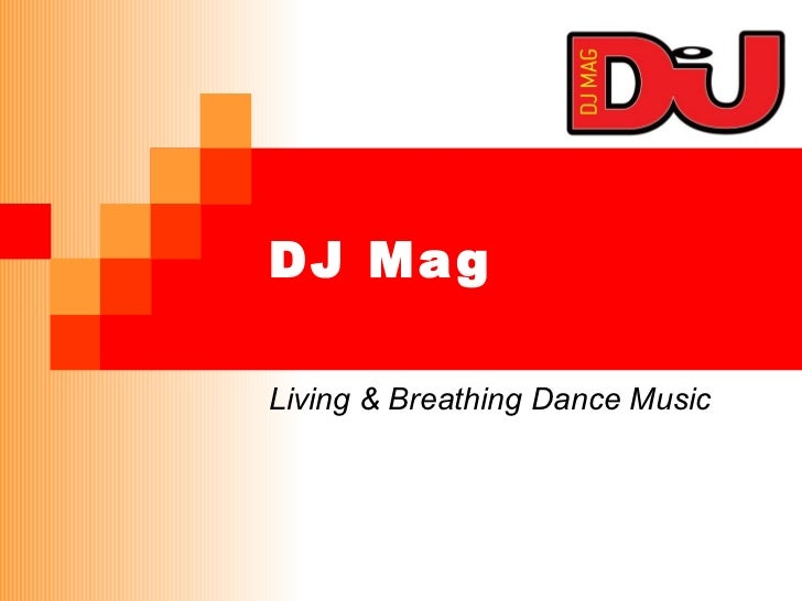 DJ Ma gLiving & Breathing Dance Music