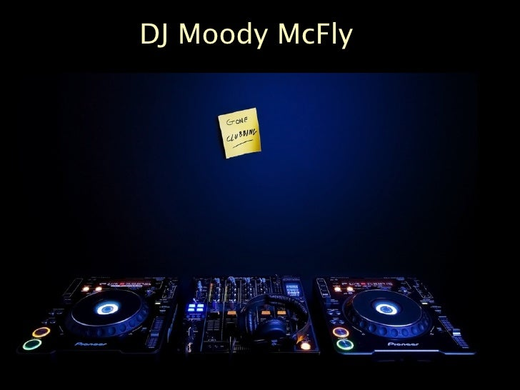 DJ Moody McFly