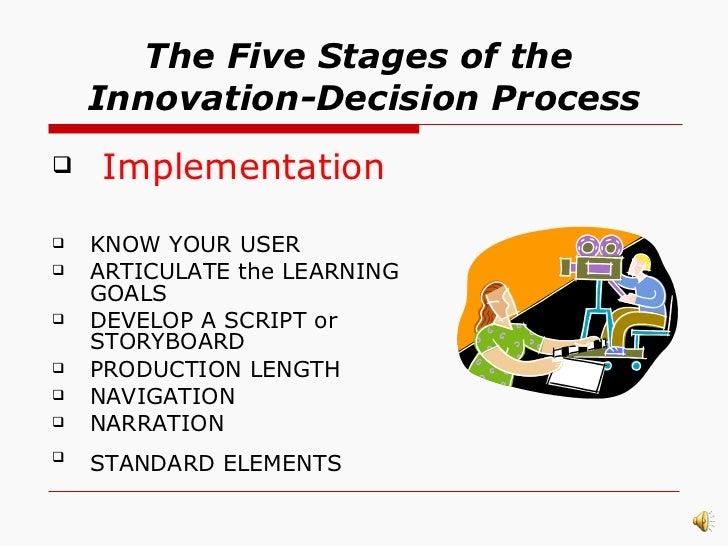 Djm storyboard innovation for multimedia presentation