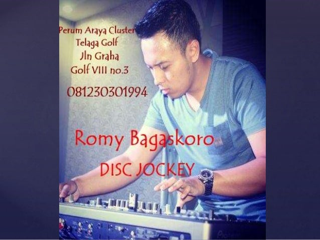 081230301994 (Telkomsel) Disc Jockey Indonesia, Disc Jockey Terbaik, Sewa Disc Jockey