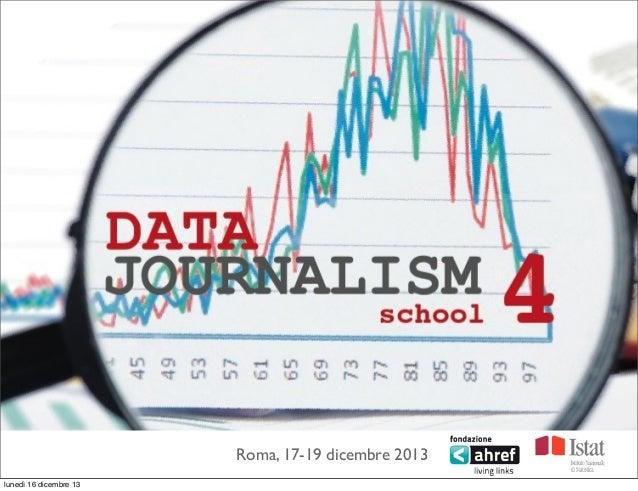 Roma, 17-19 dicembre 2013 lunedì 16 dicembre 13