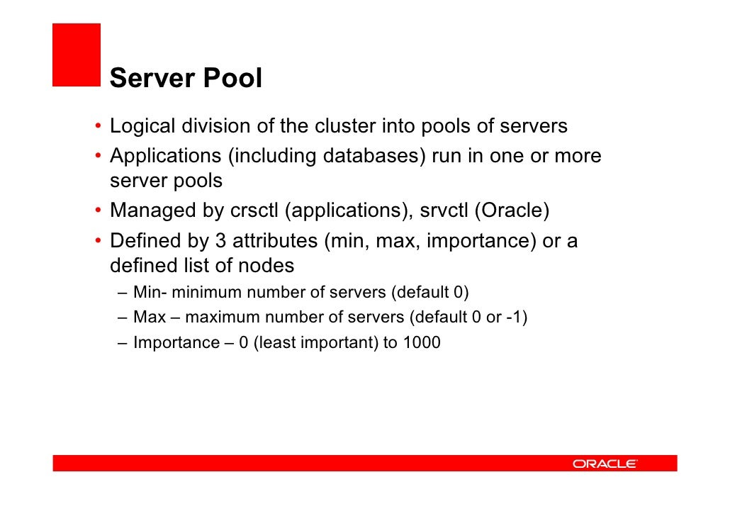 Server Pool Example – Instance View                        public network           VIP1                                  ...