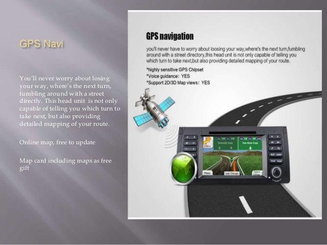1 Din 7 U0026 39  U0026 39  Car Dvd Player For Bmw E39 1996