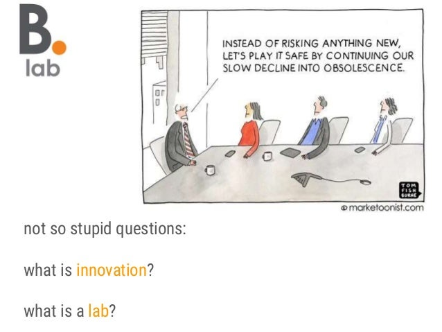 Bouncing ideas around is not innovation One of the reasons innovation fails to take hold in many organisations is a focus ...