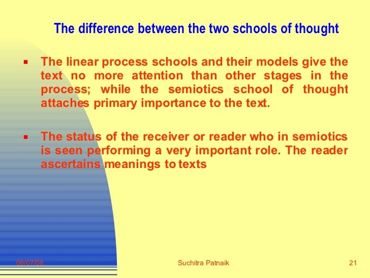 an overview of the major schools of thought in relation with metaphysics Relationship with western philosophy ideas in epistemology and metaphysics to indian philosophy  widespread among all of the major indian schools of thought.