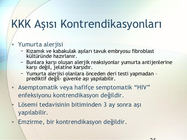 HIV için kan testi yapılabilir