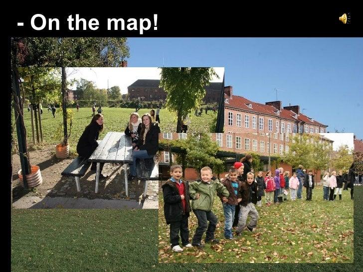 - On the map! Grøndalsvængets skole