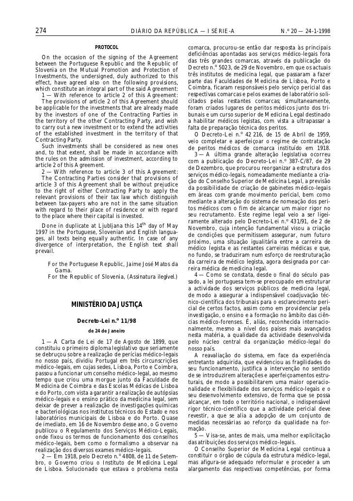 274                                     DIÁRIO DA REPÚBLICA — I SÉRIE-A                           N.o 20 — 24-1-1998      ...