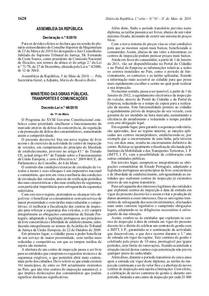 1628                                                           Diário da República, 1.ª série — N.º 91 — 11 de Maio de 201...
