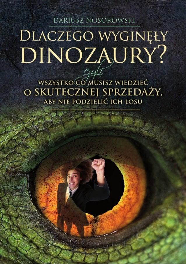 """Ten ebook zawiera darmowy fragment publikacji """"Dlaczego wyginęły                                   dinozaury?""""            ..."""
