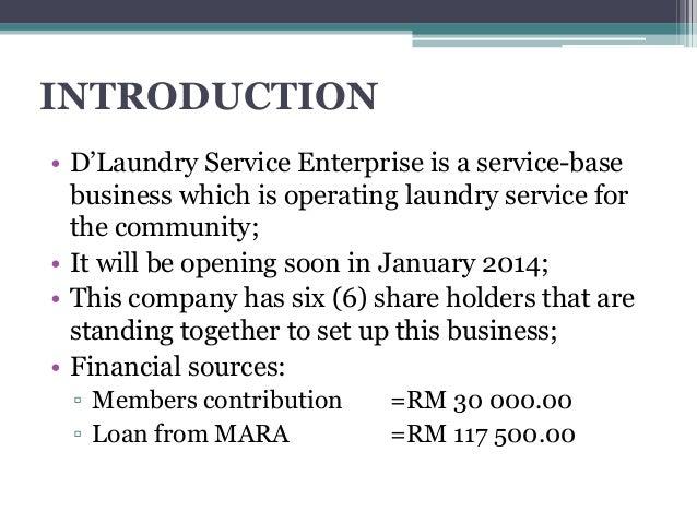 Service Business Plan Sample Outline