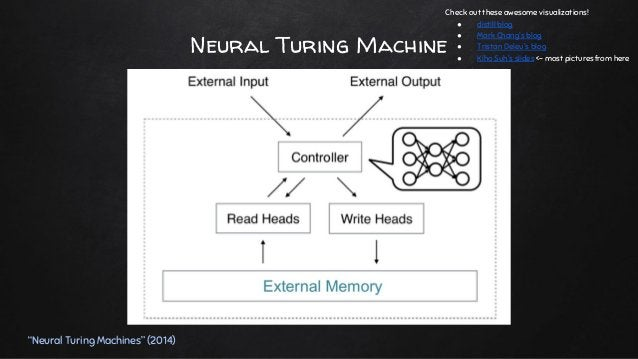 "Neural Turing Machine ""Neural Turing Machines"" (2014)"