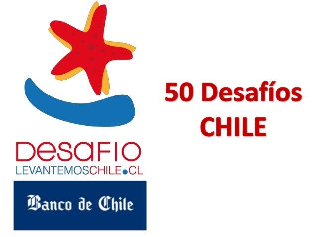 Junto al Banco de Chile nos propusimos escuchar y descubrir nuevas necesidades en las comunidades de nuestro país y fuimos...