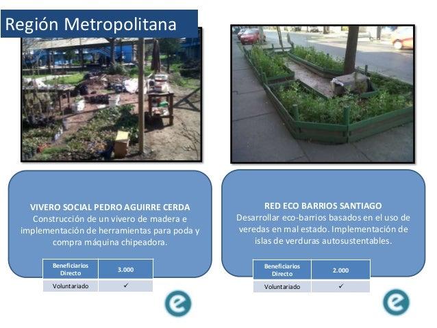 50 proyectos desaf o levantemos chile for Viveros en rancagua