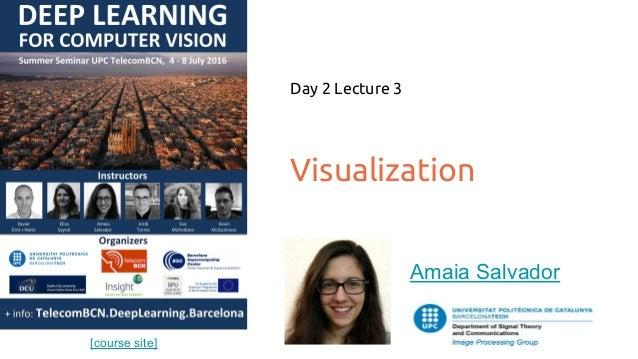 [course site] Visualization Day 2 Lecture 3 Amaia Salvador