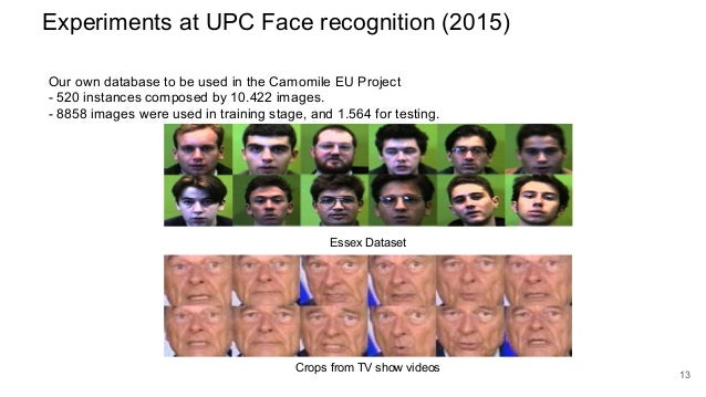 Facial recognition experiments, naked driver pictures