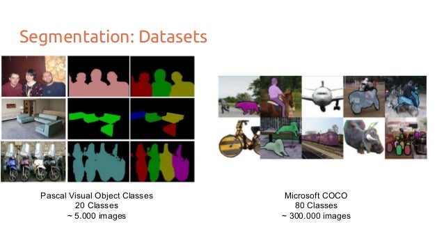 Deep Learning for Computer Vision: Segmentation (UPC 2016)