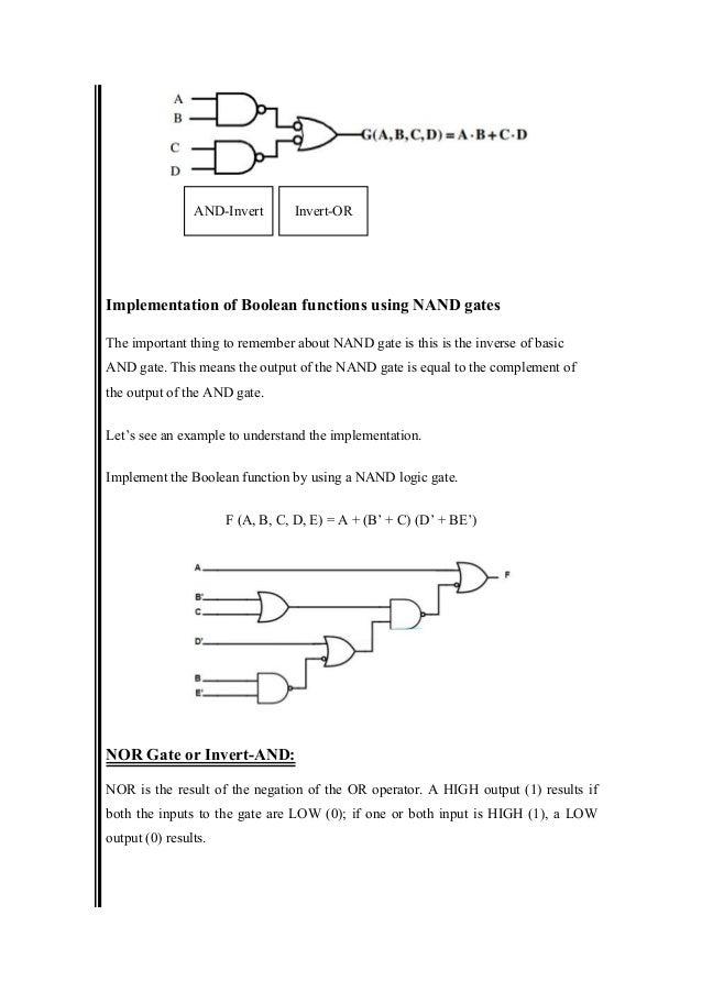 Digital Logic & Design Slide 3