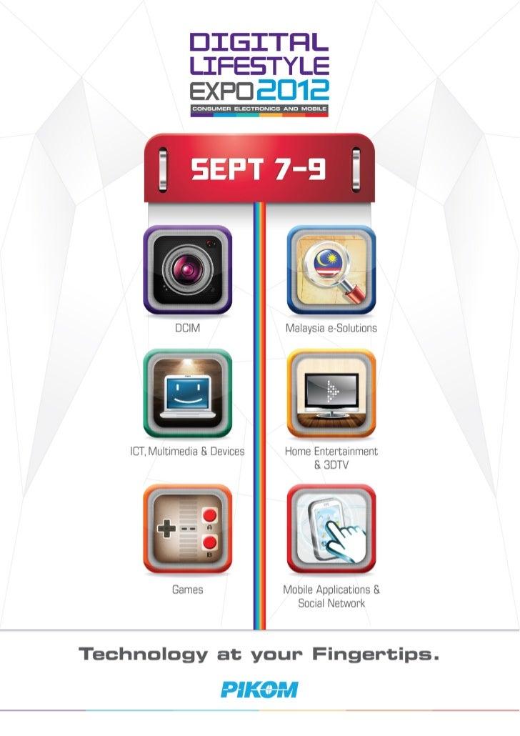 Digital Lifestyle Expo 2012