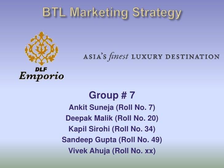 Group # 7   Ankit Suneja (Roll No. 7)  Deepak Malik (Roll No. 20)   Kapil Sirohi (Roll No. 34) Sandeep Gupta (Roll No. 49)...