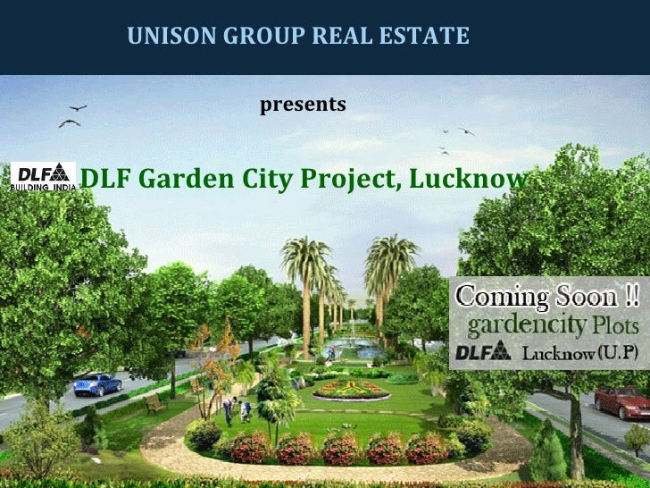 Dlf garden city coming soon in Lucknow81270158598004531298 with Uni