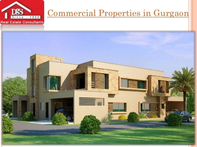 Commercial Properties in Gurgaon