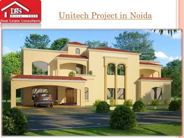 Unitech Project in Noida
