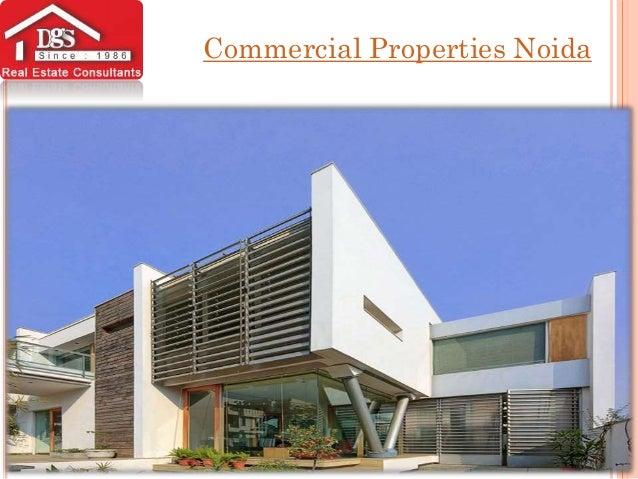 Commercial Properties Noida