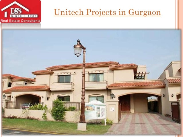 Commercial Property in Gurgaon Unitech Projects in Gurgaon
