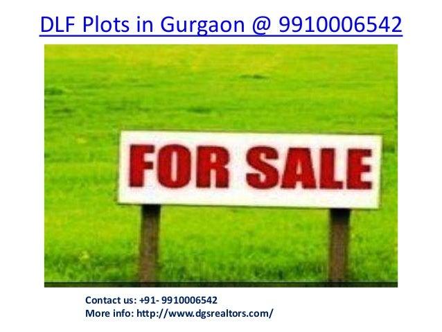 Dlf plots in gurgaon Slide 2