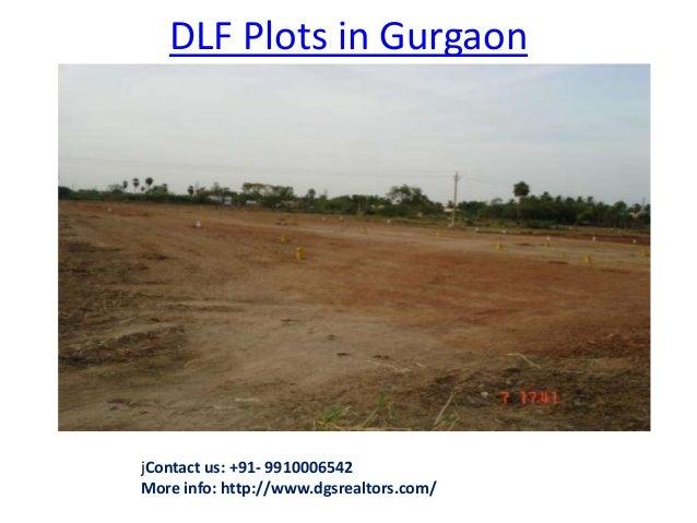 Dlf plots in gurgaon Slide 3