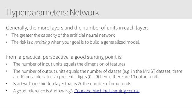 Training Neural Networks