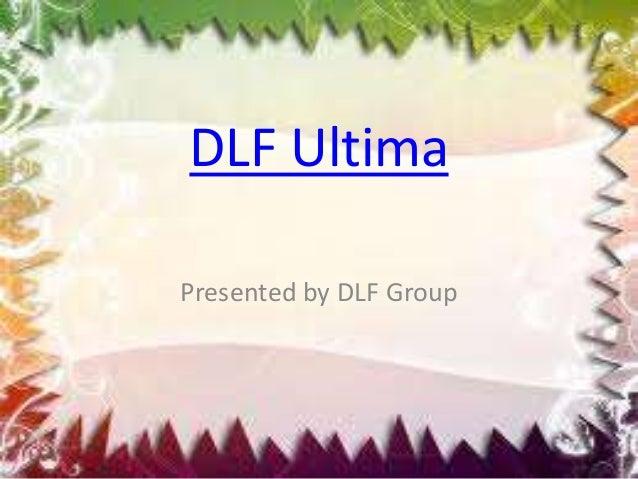DLF UltimaPresented by DLF Group