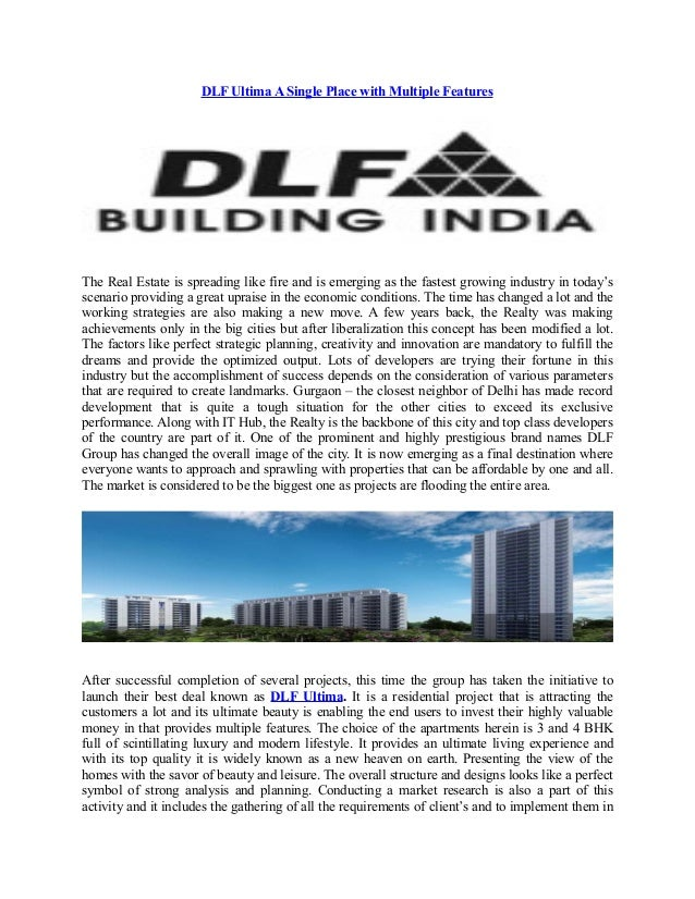 Dlf Feature