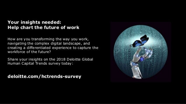 HR Tech 2017 KeynoteCopyright © 2017 Deloitte Development LLC. All rights reserved. 57 How are you transforming the way yo...