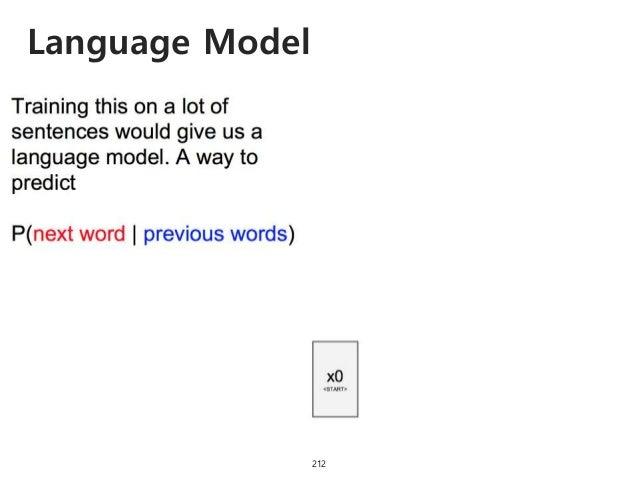 Language Model 213