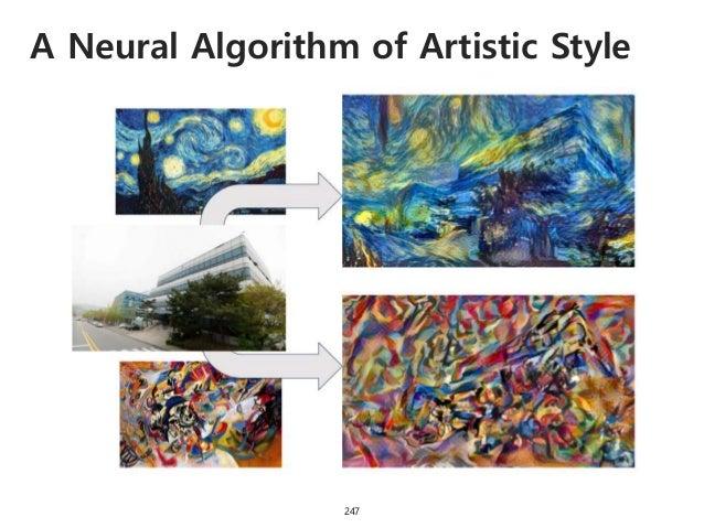 248 Texture Synthesis Using Convolutional Neural Networks -NIPS2015 Leon A. Gatys, Alexander S. Ecker, Matthias Bethge