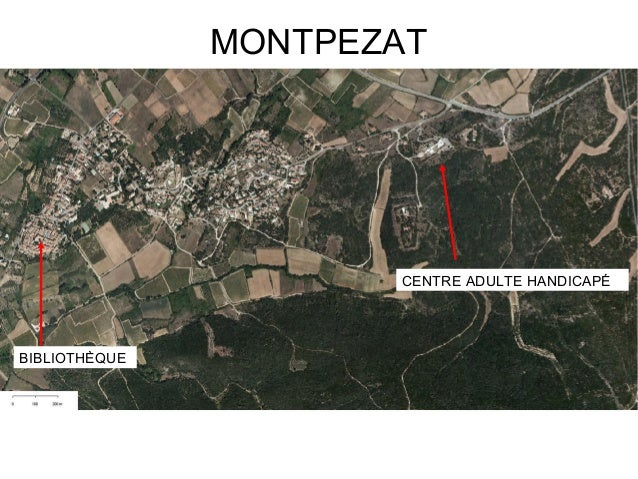 MONTPEZAT                      CENTRE ADULTE HANDICAPÉBIBLIOTHÈQUE